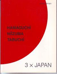 - 3 x Japan Hamaguchi Niizuma Tabuchi