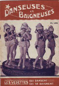 - Danseuses et baigneuses Les vedettes qui se baignent