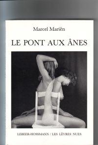 MARIËN, MARCEL - Le pont aux ânes