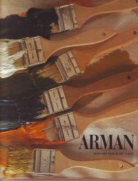 LAMARCHE-VADEL, BERNARD - Arman