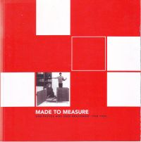 - Made to measure UMS-Pastoe and Cees Braakman: 1948-1968