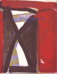 - Bran van Velde Les lithographies II 1974-1978