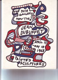 - Jean Dubuffet New sculpture and drawings