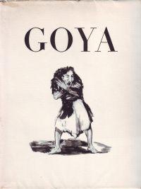 MALRAUX, ANDRÉ - Dessins de Goya au Musée du Prado