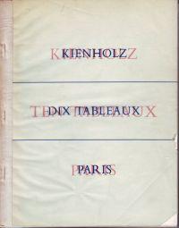 - Kienholz dix tableaux ten tableaux Paris une exposition de dix tableaux et onze tableaux-concept