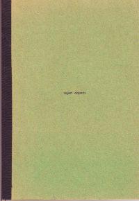 MALONEY, MARTIN - Martin Maloney reject objects