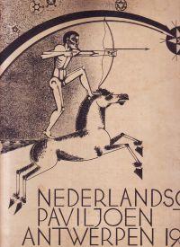 WIJDEVELD, H. TH. / VERKRUYSEN, H. C. - Wendingen Nummer 3 van de 11de serie (1930) Het Nederlandsche paviljoen op de Antwerpsche tentoonstelling in 1930