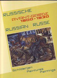 - Russische avant-garde Avant-garde russe Russian avant-garde 1900 - 1930  Schilderijen Peintures paintings
