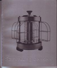 - Sammlung Jensen Elektrische Hausgeräte 1910-1970 Sammlung Angelika Jenssen Hamburg