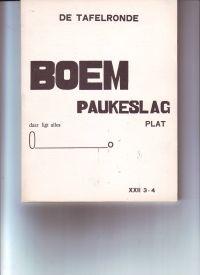 DE VREE, PAUL (REDACTIE) - De Tafelzonde tweeentwintigste jaargang nummers 3-4 december 1978