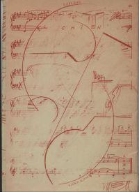 VOSTELL, WOLF - Wolf Vostell Tentoonstelling Fluxusconcert : La Siberie d'estramadure (III) 83