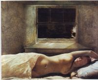 WYETH, ANDREW - Andrew Wyeth La Suite Helga